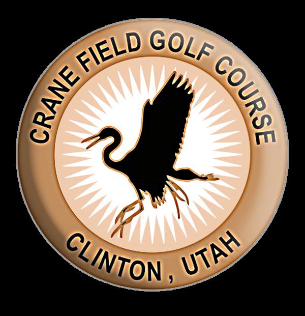 Crane field logo
