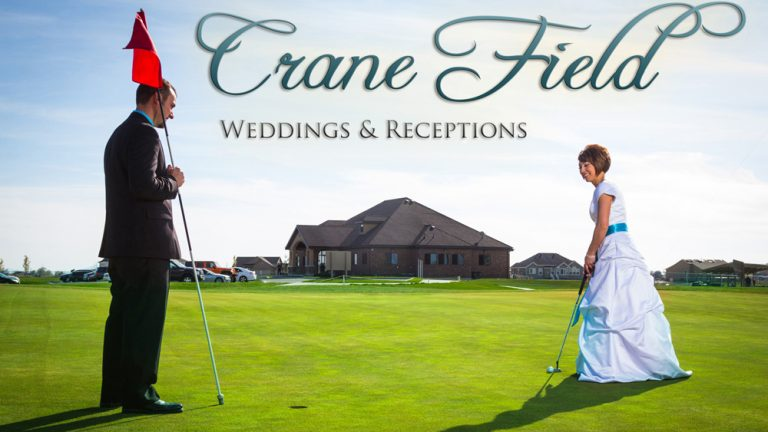 Crane weddings on green 1000