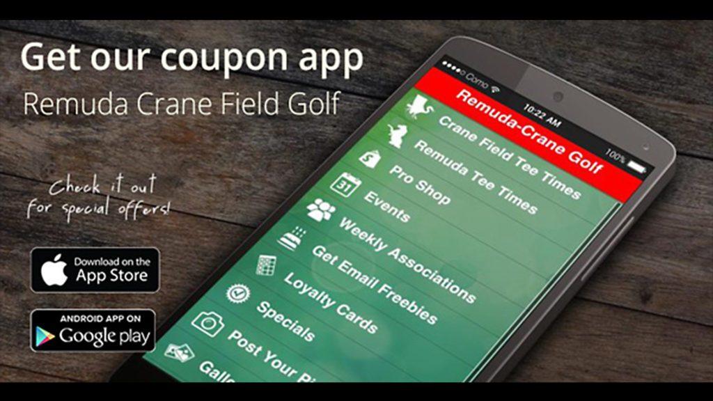 iphone app remuda crane field