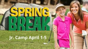 spring break remuda crane golf