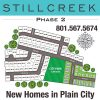 still creek real estate plain city logo