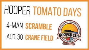 Hooper Tomato Days Crane Field Golf