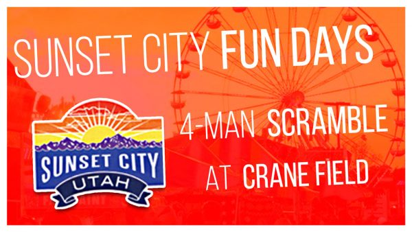Sunset City Utah Golf Fun Days