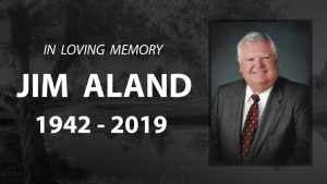 Jim Aland In loving Memory