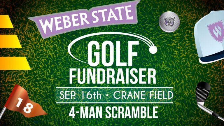 Weber State Golf Tournament Fundraiser