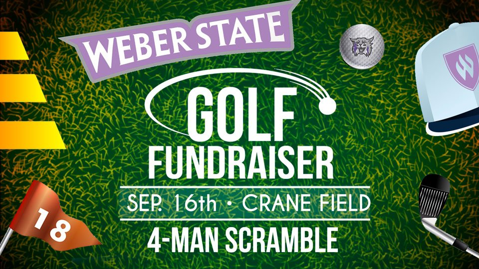 Weber State Golf Tournament Fundraiser